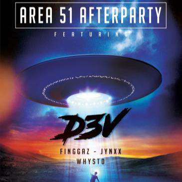 Area 51 Afterparty featuring D3V-img