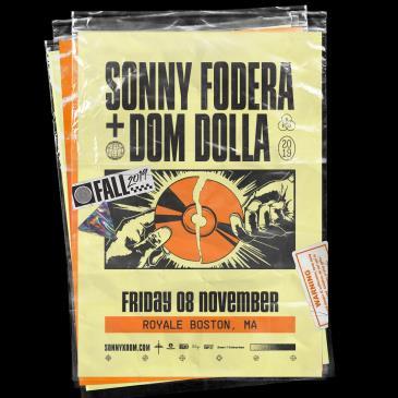 Sonny Fodera X Dom Dolla - BOSTON-img
