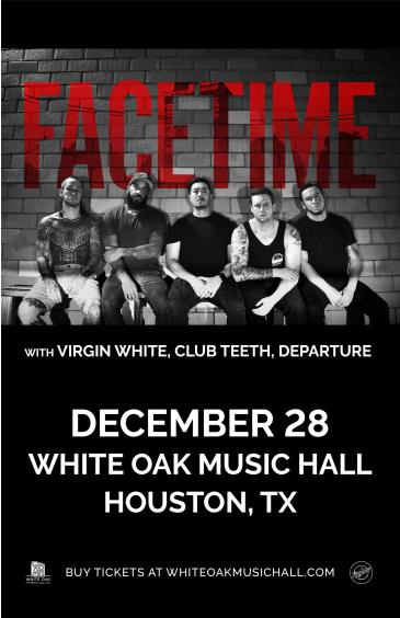 Facetime with Virgin White, Departure, and Innerlux: Main Image