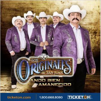 LOS ORIGINALES: Main Image