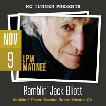 Ramblin' Jack Elliott (Matinee): Main Image