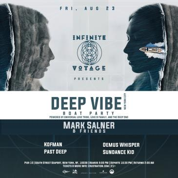 Deep House Boat Party: Main Image