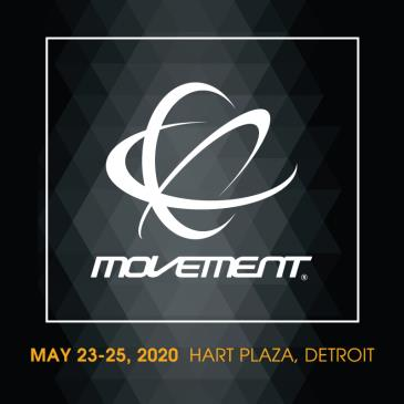 Movement Detroit 2020: Main Image