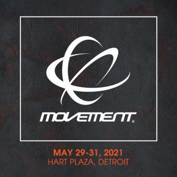 Movement Detroit 2021: Main Image
