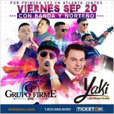 GRUPO FIRME Y EL YAKI: Main Image