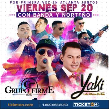 GRUPO FIRME Y EL YAKI