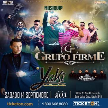 GRUPO FIRME , EL YAKI