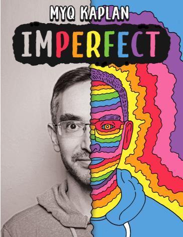 Myq Kaplan - Imperfect: Main Image