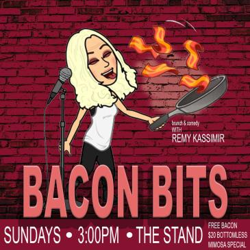 Bacon Bits Brunch Show Hosted by Remy Kassimir!: