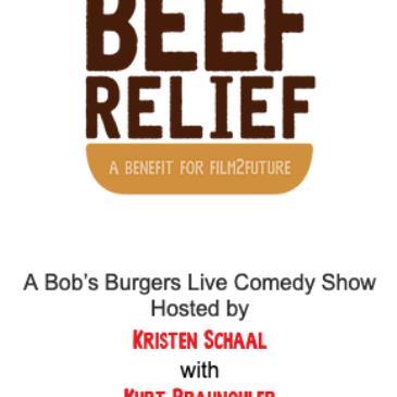 Bob's Burgers Presents BEEF RELIEF!-img