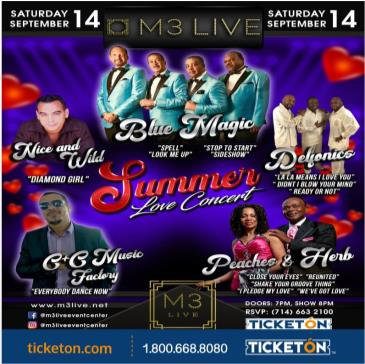 SUMMER LOVE CONCERT: Main Image