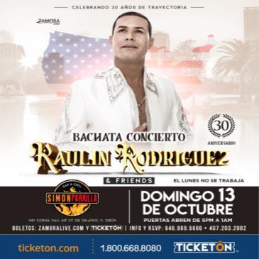 RAULIN RODRIGUEZ Y SUS AMIGOS