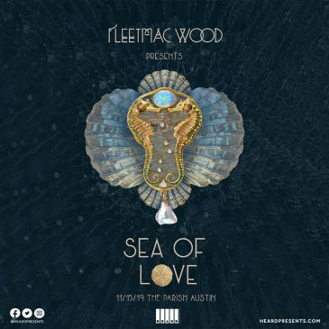 Fleetmac Wood presents Sea of Love Disco - Austin: Main Image
