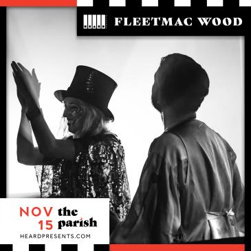 Fleetmac Wood presents Sea of Love Disco - Austin-img