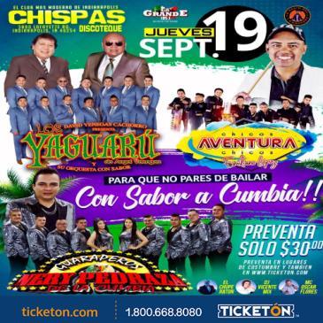 LOS YAGUARU Y CHICOS AVENTURA