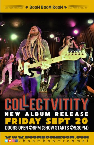 COLLECTIVITY (feat. Ben Misterka)  + DJ  K-OS: Main Image