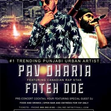 Pav Dharia and Fateh Doe presented by Rasham Entertainment-img