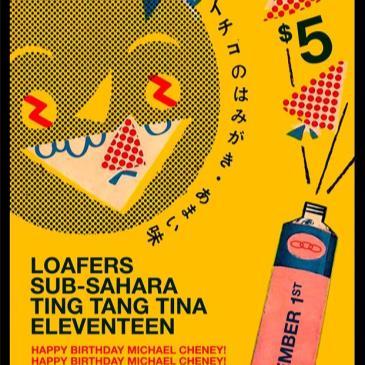 Loafers, Sub-Sahara, Ting Tang Tina, Eleventeen-img