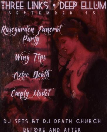 Rosegarden Funeral Party, Wingtips: Main Image