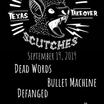 Dead Words, The Scutches-img