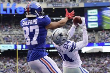 Cowboys v Giants: Main Image