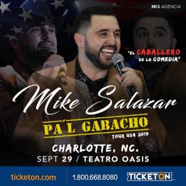 MIKE SALAZAR EN CHARLOTTE