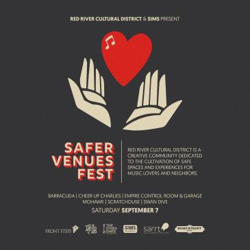 Safer Venues Fest ft. Bourgeois Mystics, Ex Romantika + More-img