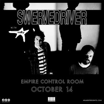 Swervedriver with Milly: Main Image