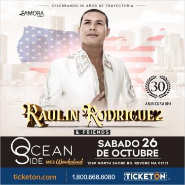 RAULÍN RODRÍGUEZ - CELEBRANDO 30 AÑOS DE TRAYECTORIA