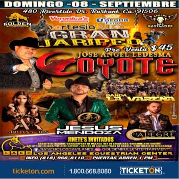 JARIPEO CON EL COYOTE Y MAS!: Main Image