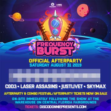 Frequency Burst After Party Feat. TBA - ORLANDO-img