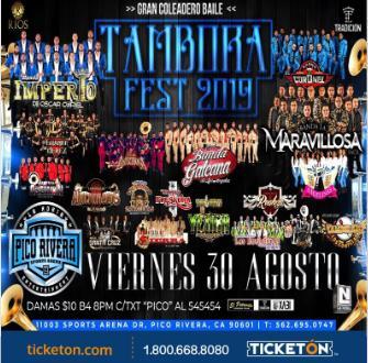 TAMBORA FEST 2019: Main Image