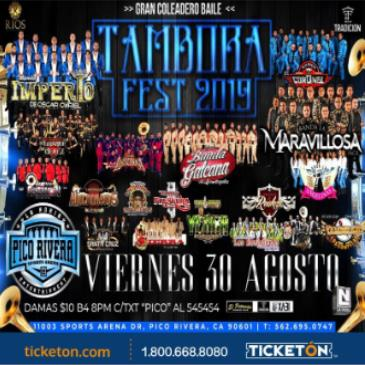 TAMBORA FEST 2019