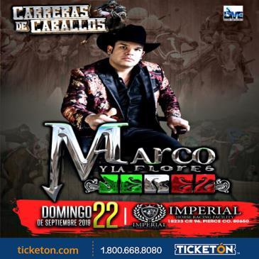 MARCOS FLORES Y LA JEREZ: Main Image
