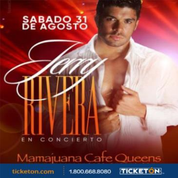 JERRY RIVERA EN NEW YORK