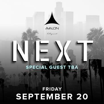 Avalon Presents NEXT (Music.Fashion.Dance)-img