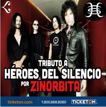 HEROES DEL SILENCIO TRIBUTO: Main Image