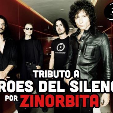 HEROES DEL SILENCIO tributo