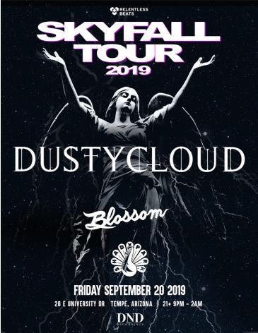 Dusty Cloud: Main Image