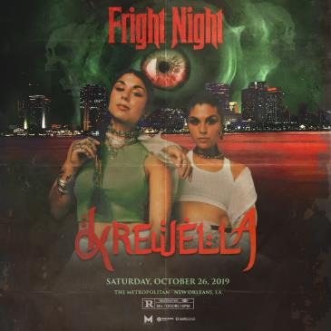 Fright Night Ft. Krewella - NEW ORLEANS: Main Image