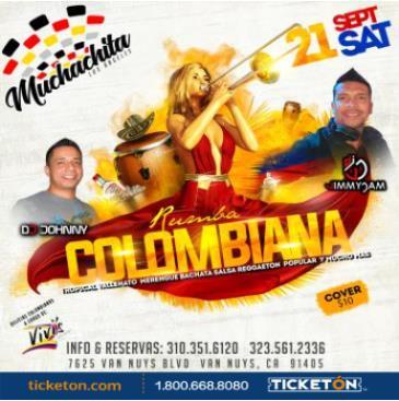 RUMBA COLOMBIANA: Main Image