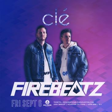Firebeatz - HOUSTON-img