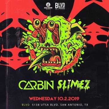 Carbin + Slimez - SAN ANTONIO-img