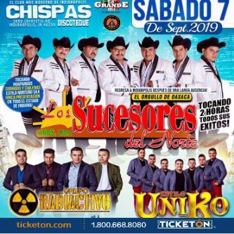LOS SUCESORES DEL NORTE: Main Image