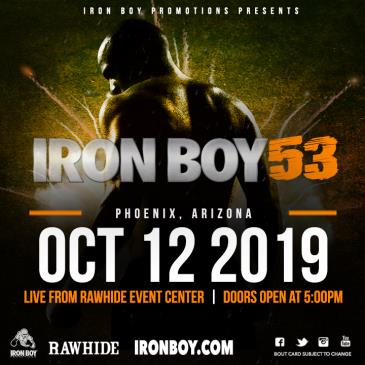 Iron Boy 53: Main Image