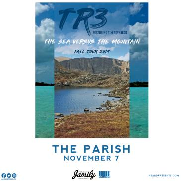 TR3 ft. Tim Reynolds: Main Image
