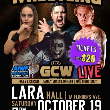 AIWF Presents GCW Live! - Lara-img