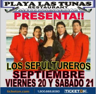 LOS SEPULTEROS: Main Image