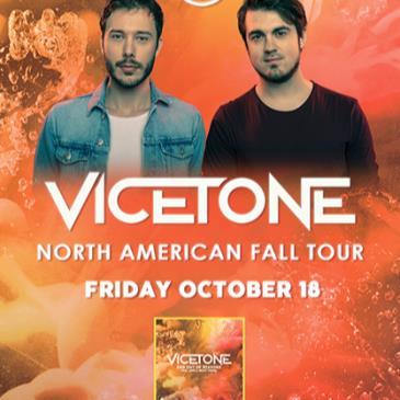 Vicetone: North American Fall Tour-img