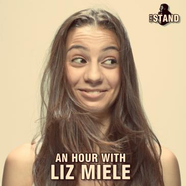 An Hour with Liz Miele!: Main Image